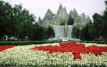 Canada's Wonderland Maple / Vaughan