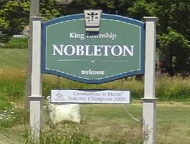 Nobleton Village